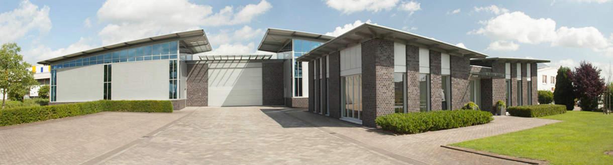 Firmensitz Bauunternehmung Steinberg