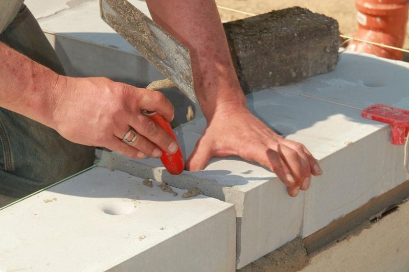 Bauunternehmung Steinberg Maurerarbeiten