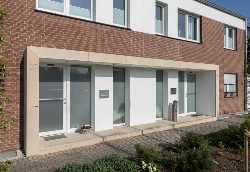 Bauunternehmung Steinberg Umbau Walther Nonnenkamp